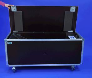 Malle de transport flight case
