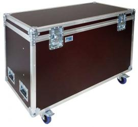 Grande malle de transport flight case