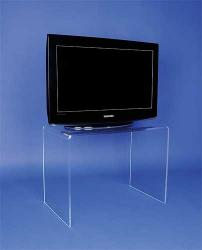 Pont plexi support TV